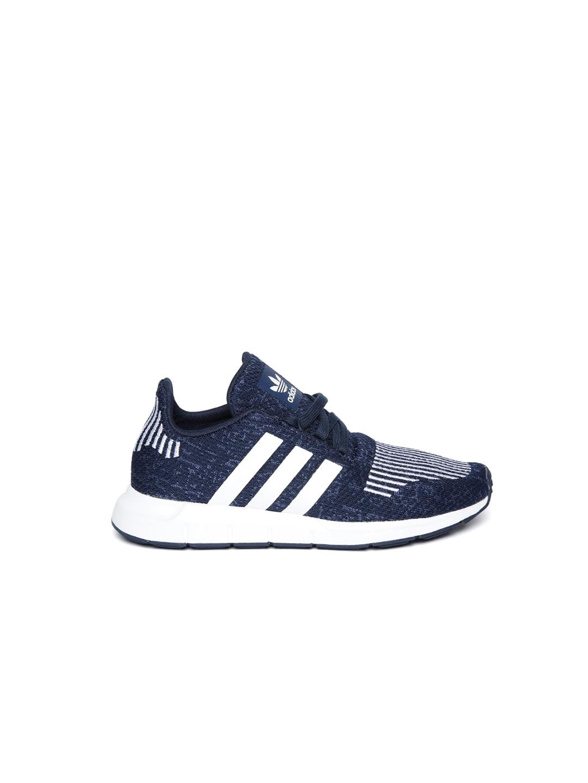 c3ba3d5b6c39b Buy ADIDAS Originals Kids Navy Swift Run C Sneakers - Casual Shoes ...