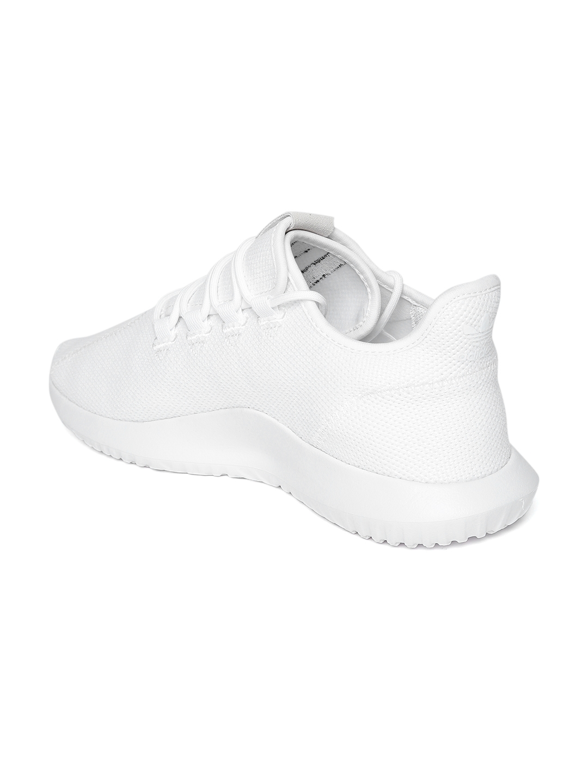 807ee4610a14 Buy ADIDAS Originals Men White Tubular Shadow Sneakers - Casual ...