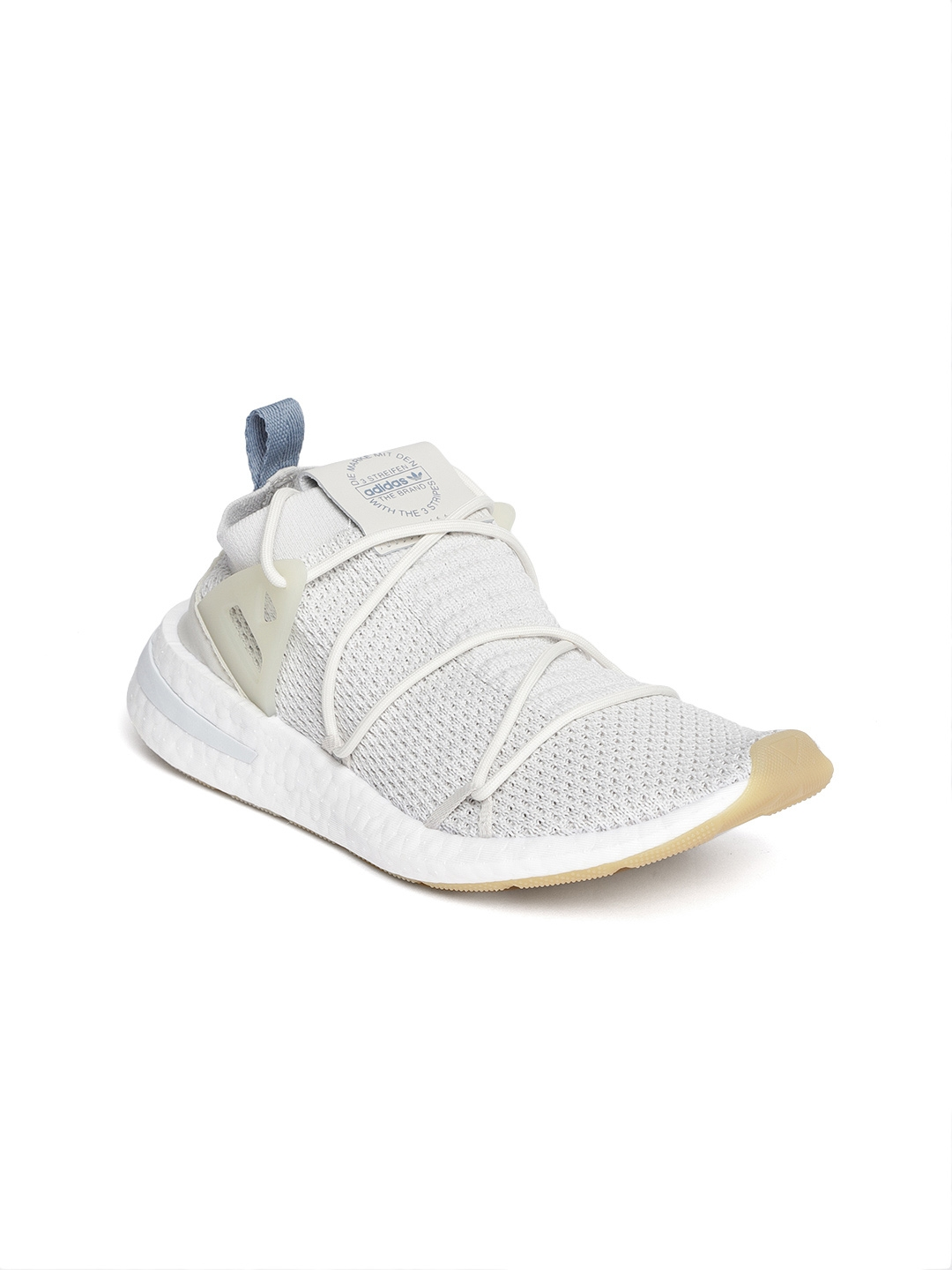 reputable site 3ff93 026c4 ADIDAS Originals Women Off-White ARKYN Primeknit Sneakers