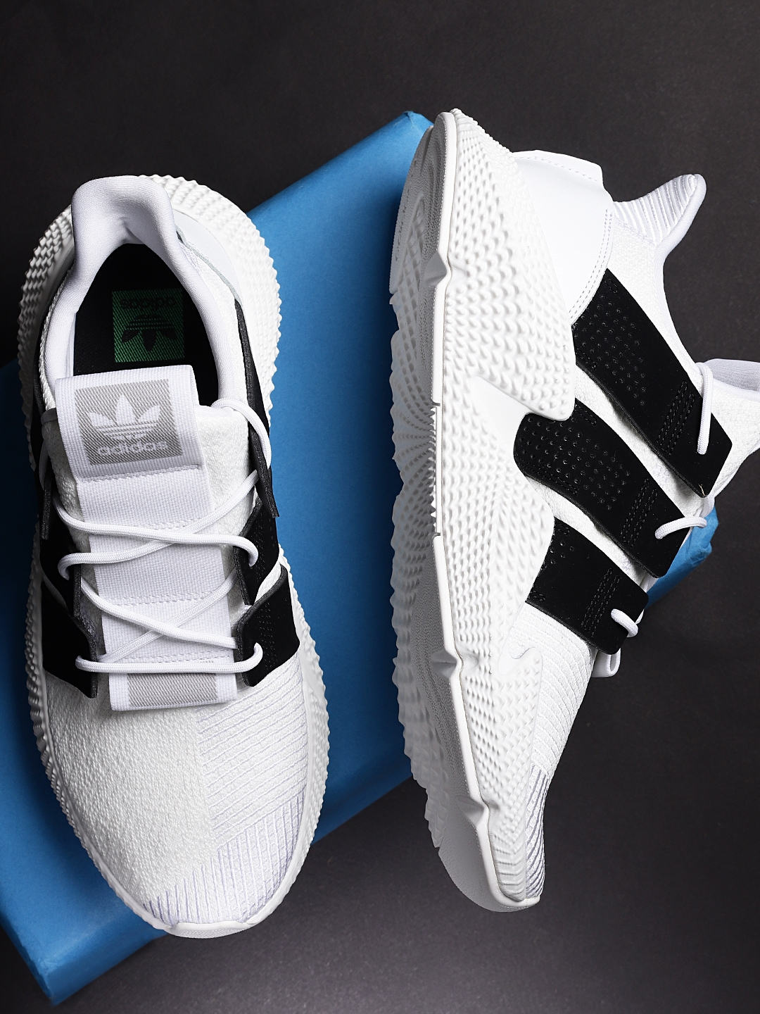 7c9e86f9a0ccd4 Buy ADIDAS Originals Men White Prophere Sneakers - Casual Shoes for ...