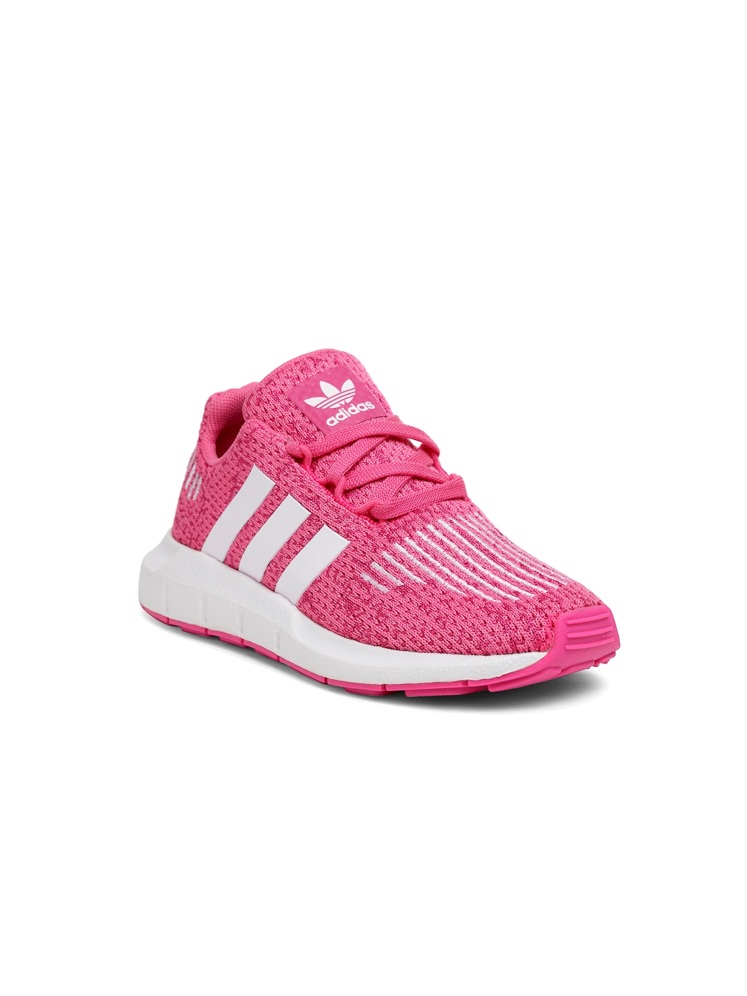 b790db9e5 Buy ADIDAS Originals Kids Pink Swift Run Running Shoes - Casual ...