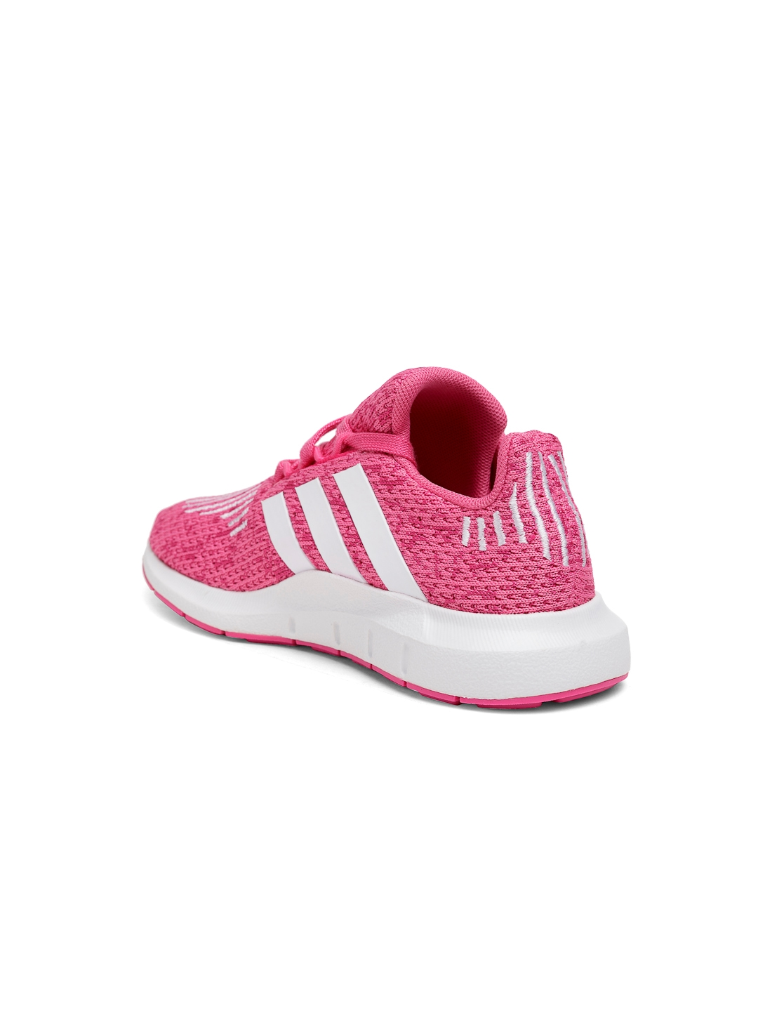 e07a98c789586 Buy ADIDAS Originals Kids Pink Swift Run Running Shoes - Casual ...