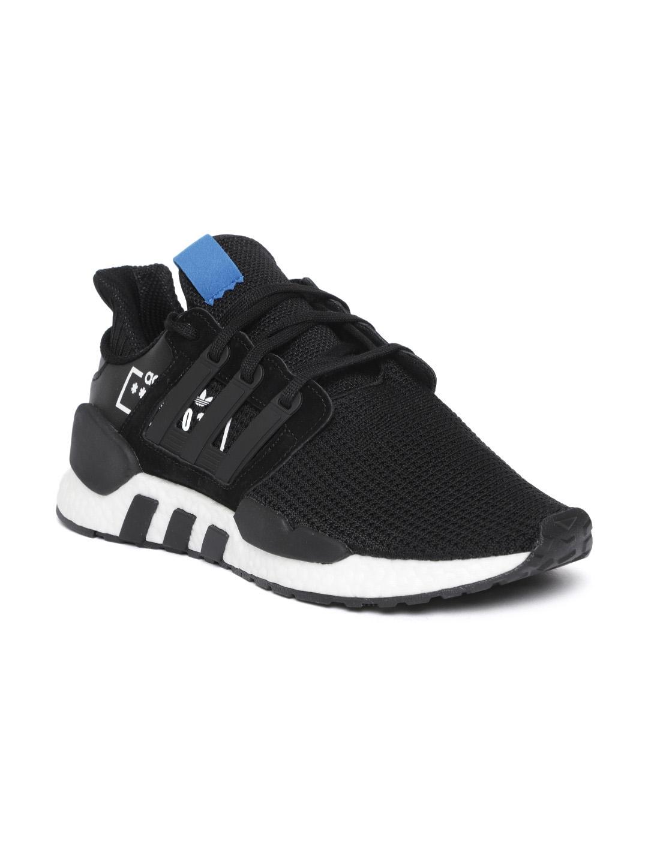 buy online 82569 e5470 ADIDAS Originals Men Black EQT Support 9118 Sneakers