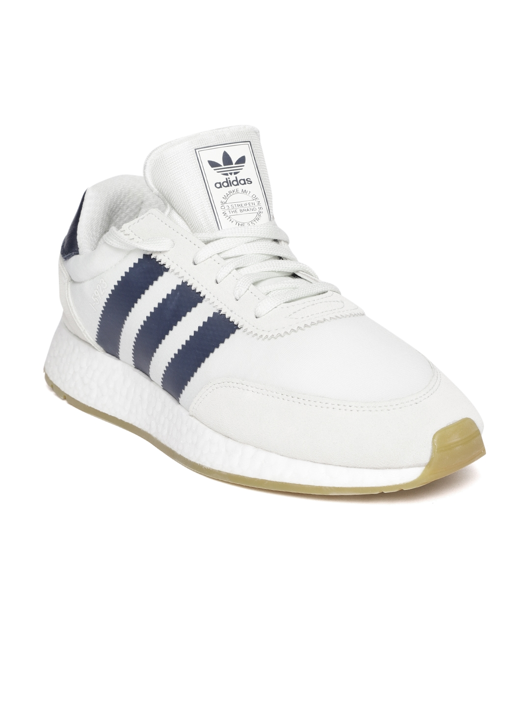 6cccdca0 ADIDAS Originals Men Off-White I-5923 Sneakers