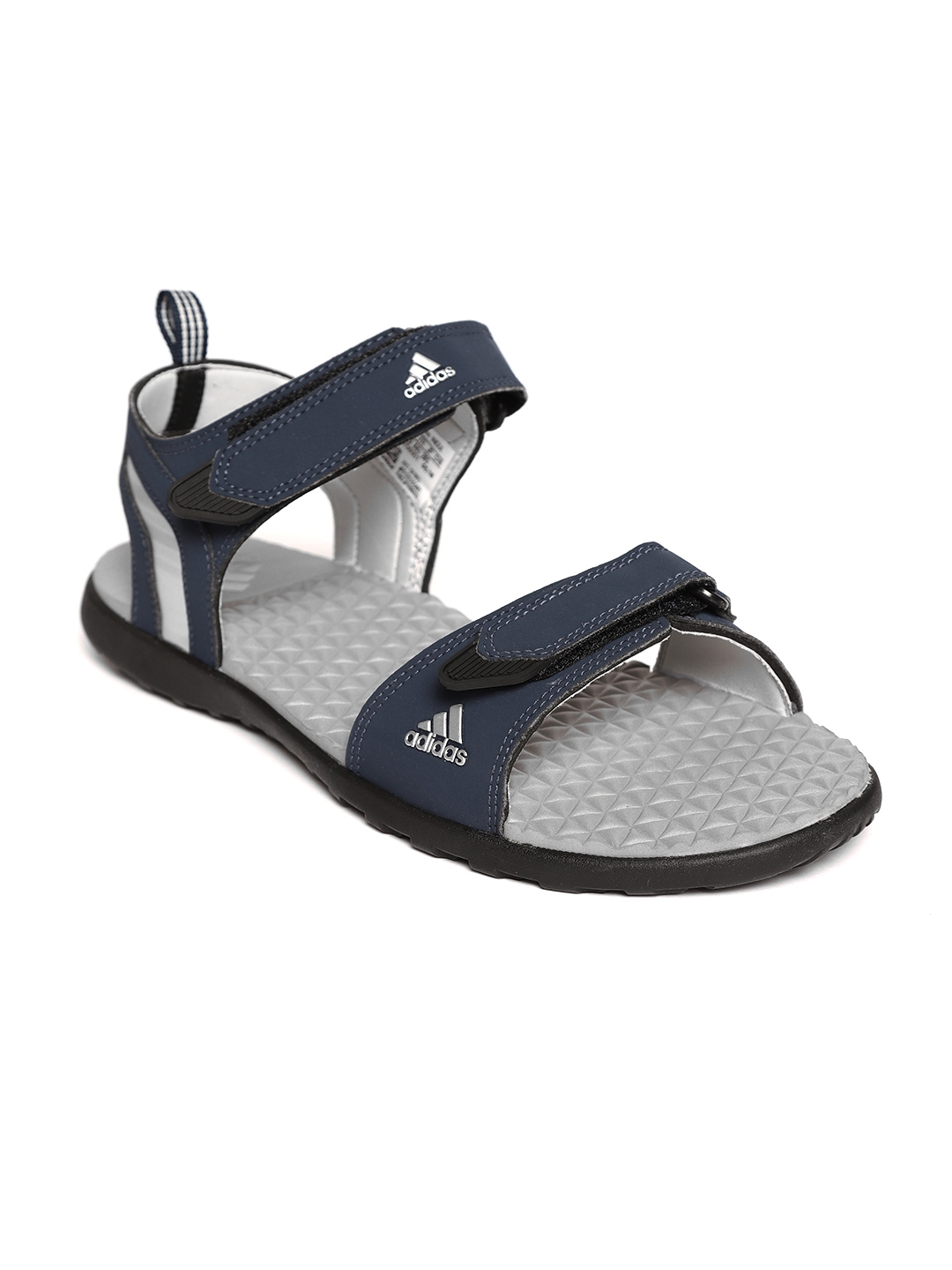 dda5af60bfb5 Buy ADIDAS Men Navy Blue MOBE Sports Sandals - Sports Sandals for ...