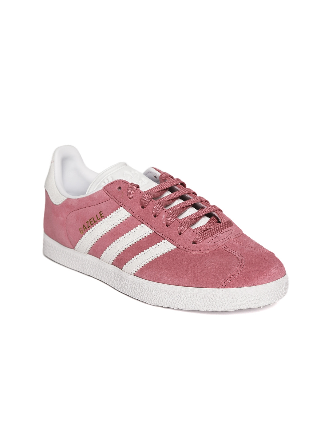Buy ADIDAS Originals Women Pink Gazelle Casual Shoes - Casual Shoes ... 97bec0754