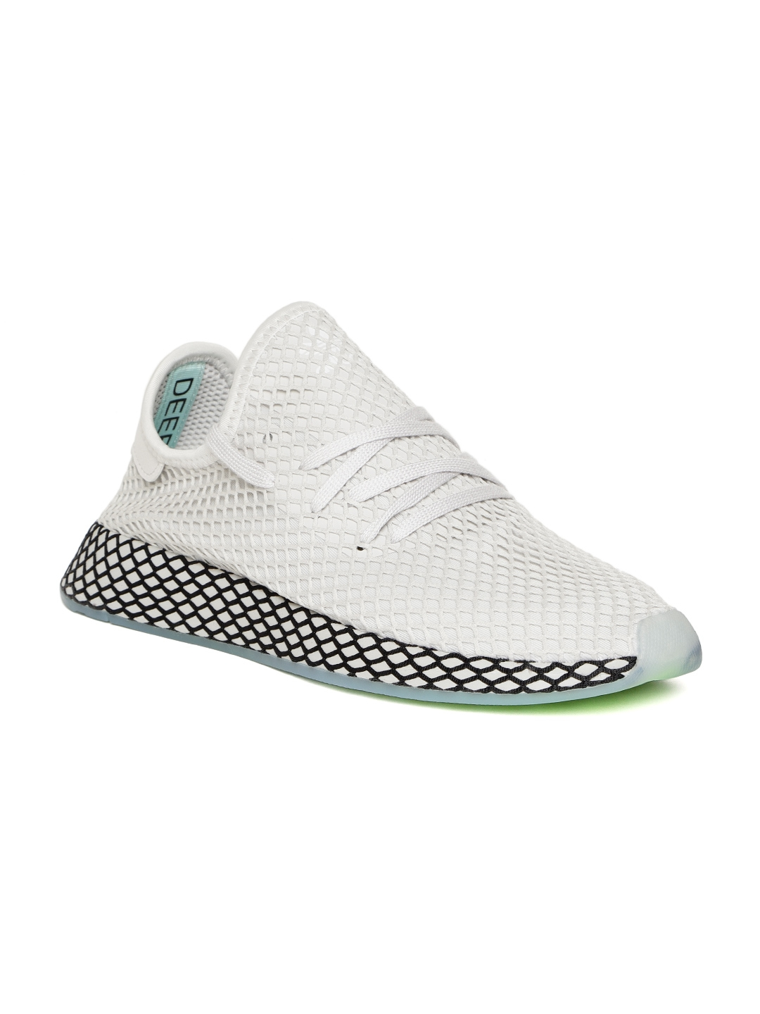 bc871a5565543 Buy ADIDAS Originals Men Grey Deerupt Runner Sneakers - Casual Shoes ...