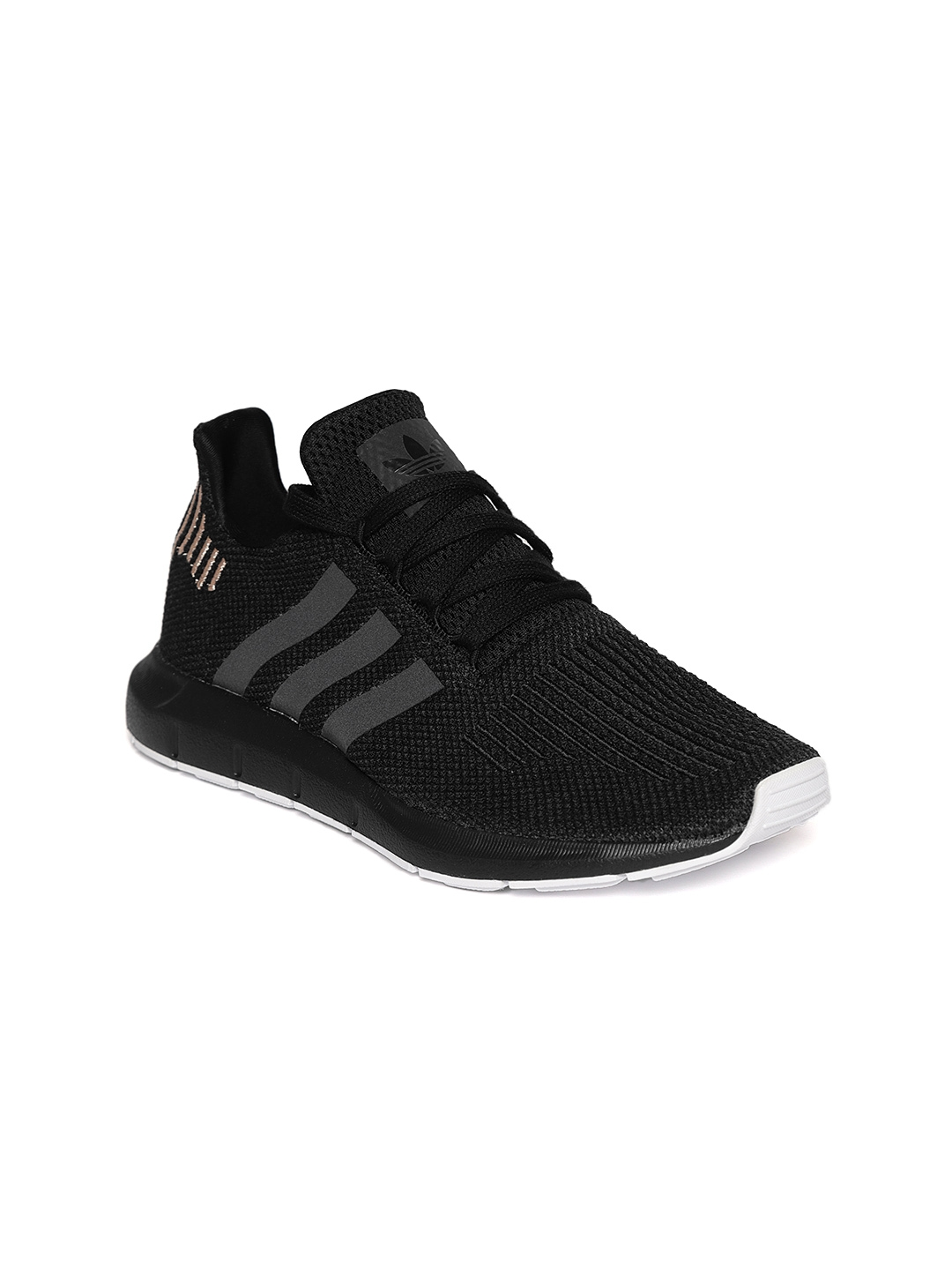 d56a36516 Buy ADIDAS Originals Women Black Swift Run Casual Shoes - Casual ...