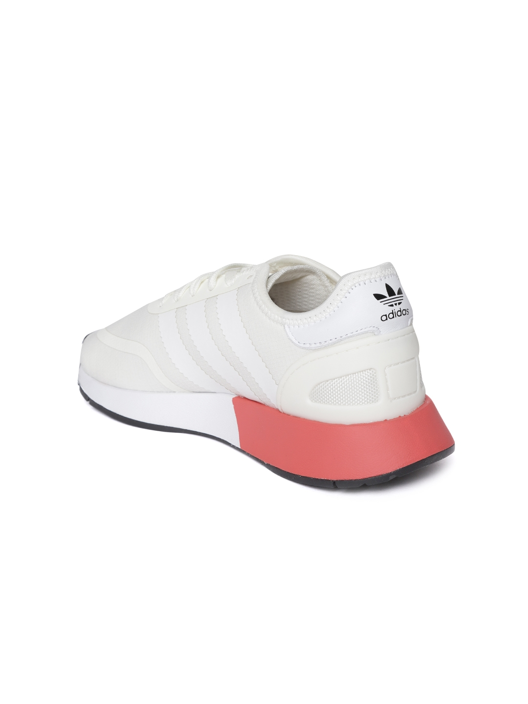 new style 55346 e353e ADIDAS Originals Women Off-White N-5923 Sneakers