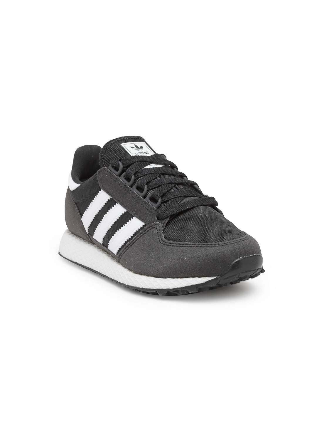 768cf6f01c4 Buy ADIDAS Originals Kids Black Forest Grove Sneakers - Casual Shoes ...