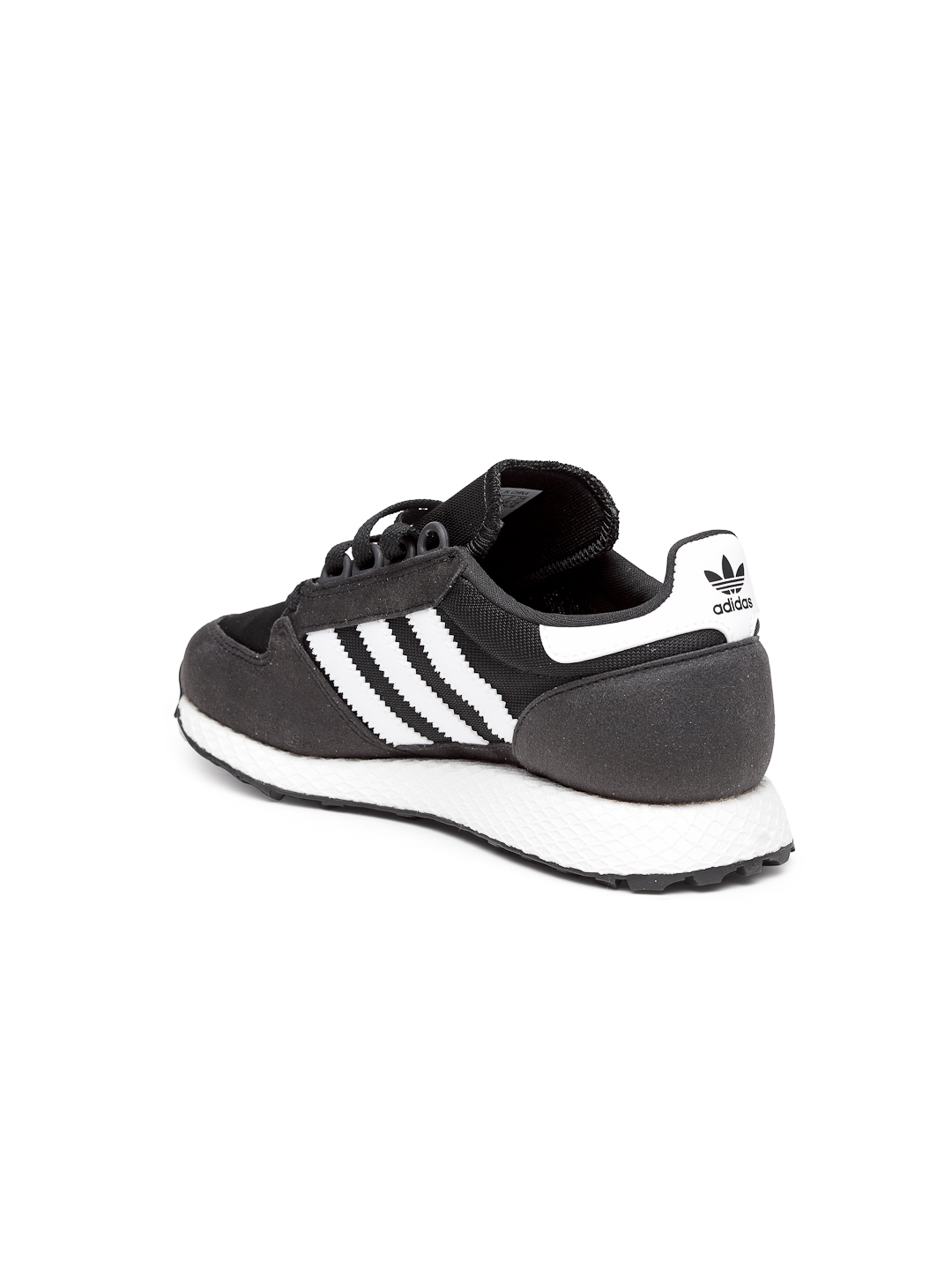 best sneakers f3eb7 55dcc ADIDAS Originals Kids Black Forest Grove Sneakers