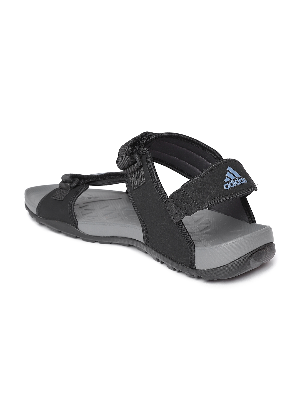 e11bfb8d0bfe Buy ADIDAS Men Black Outdoor Hoist Sandals - Sports Sandals for Men ...