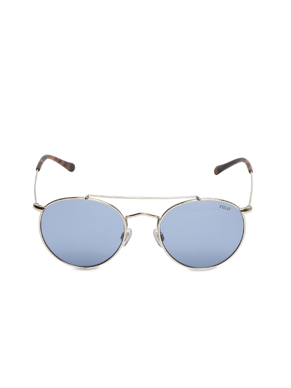 6be8fe0706 Buy Polo Ralph Lauren Men Round Sunglasses 0PH3114911672 ...