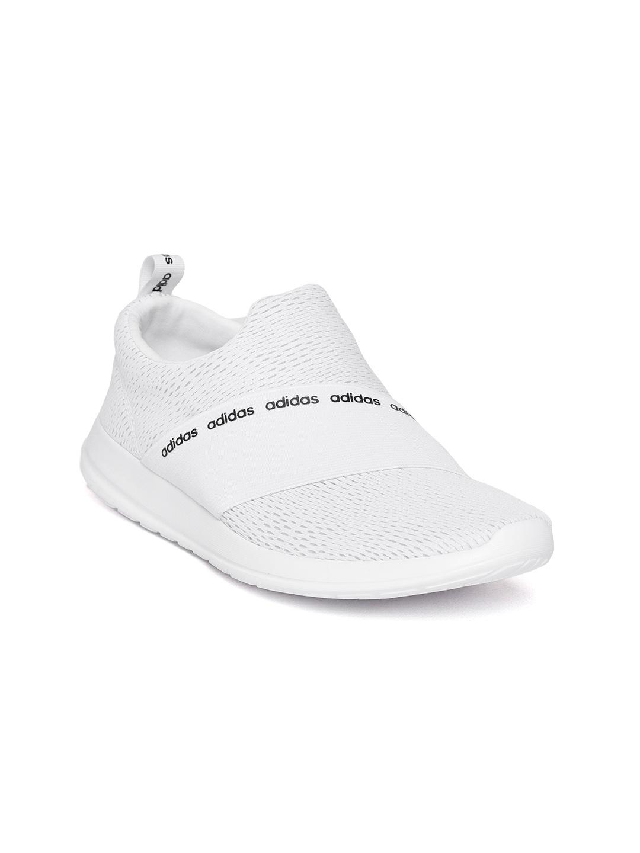 d16d97de7322c Buy ADIDAS Women White Refine Adapt Running Shoes - Sports Shoes for ...