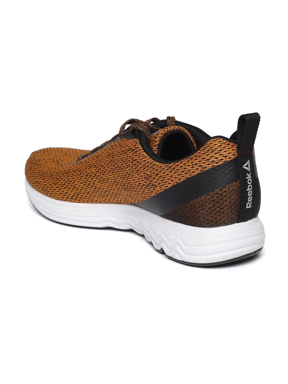54999ebafc4 Buy Reebok Men Rust Orange Zoom Runner LP Running Shoes - Sports ...