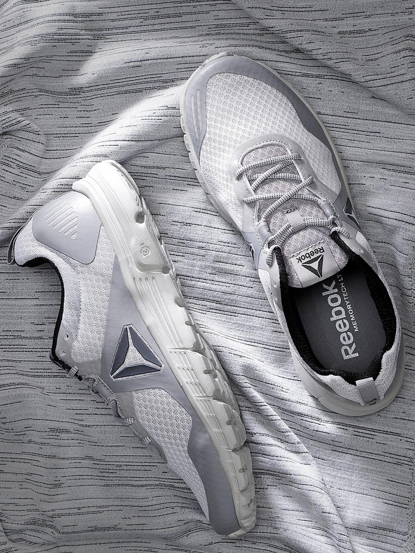 c3340d5d5 Buy Reebok Men Grey Run Supreme 4.0 Shoes - Sports Shoes for Men ...