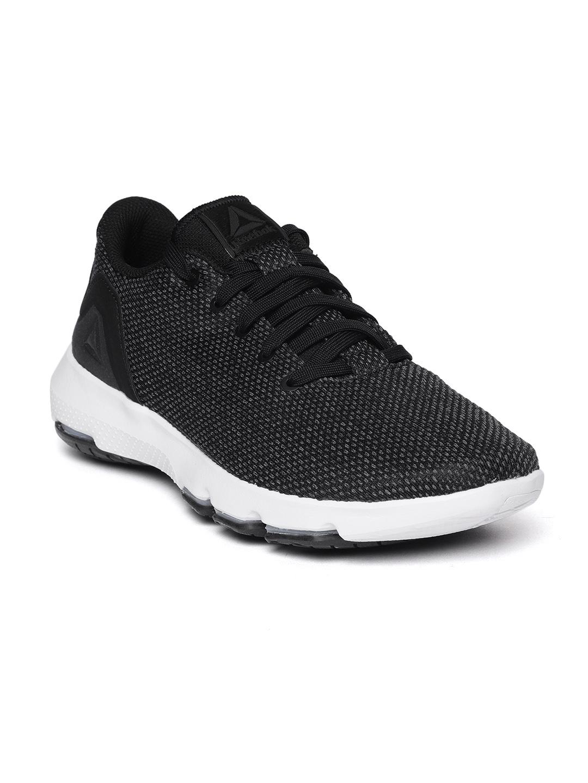 b103874cac2b Buy Reebok Men Black   Grey Cloudride DMX 3.0 Walking Shoes - Sports ...