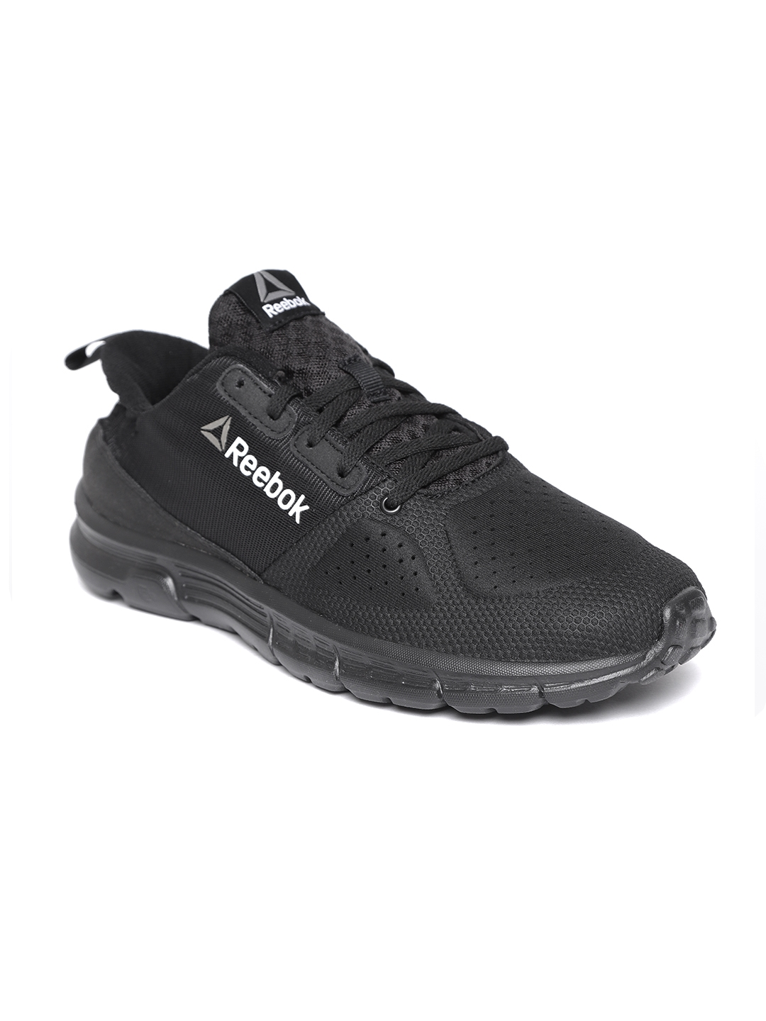 c0d9fd451 Buy Reebok Men Black Aim MT Running Shoes - Sports Shoes for Men ...