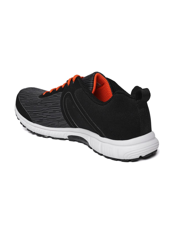 Buy Reebok Men Black   Grey Performance Pro LP Running Shoes ... a8c22a093