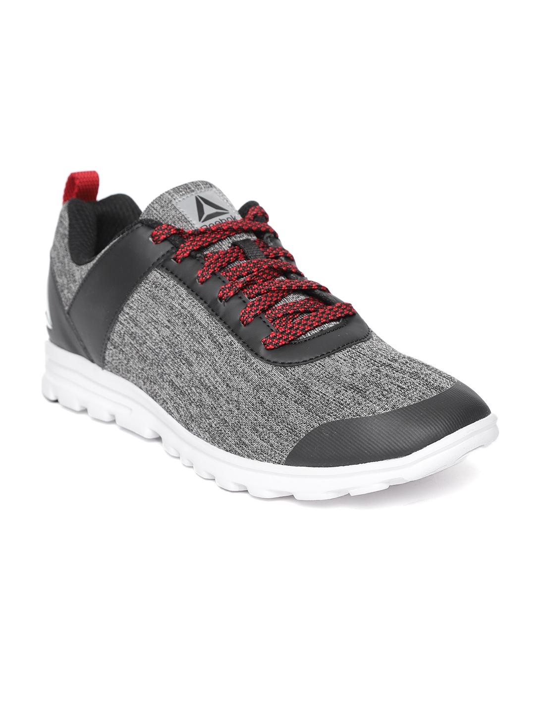 bcddb2a64de Buy Reebok Men Grey Running Shoes - Sports Shoes for Men 6916811 ...