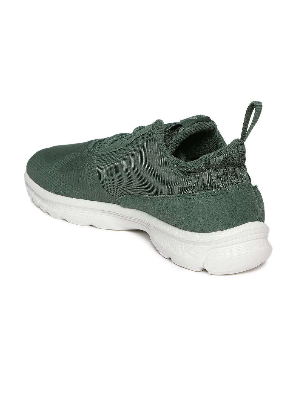 aef09df4357c Buy Reebok Men Green Aim MT Running Shoes - Sports Shoes for Men ...