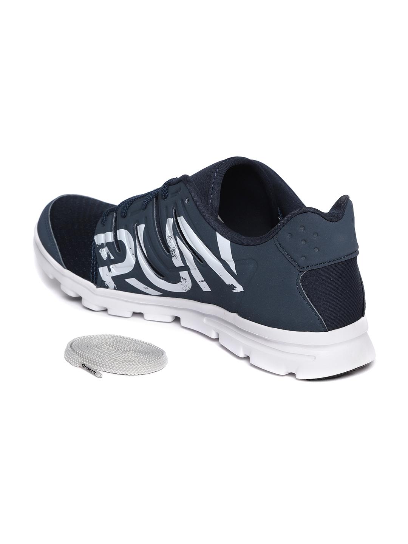 8ad82a32d5eccd Buy Reebok Men Navy Blue Ultra Speed 2.0 Running Shoes - Sports ...