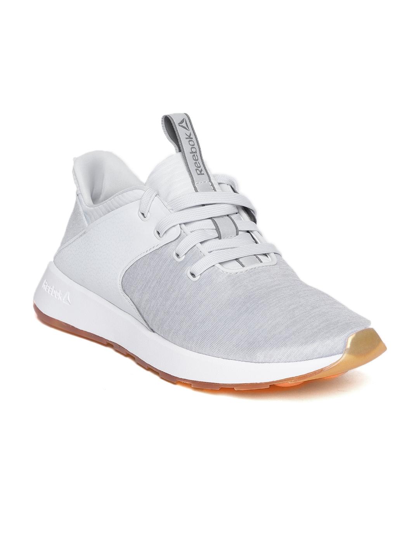85491ec34a06 Buy Reebok Women Grey Melange Ever Road DMX Walking Shoes - Sports ...