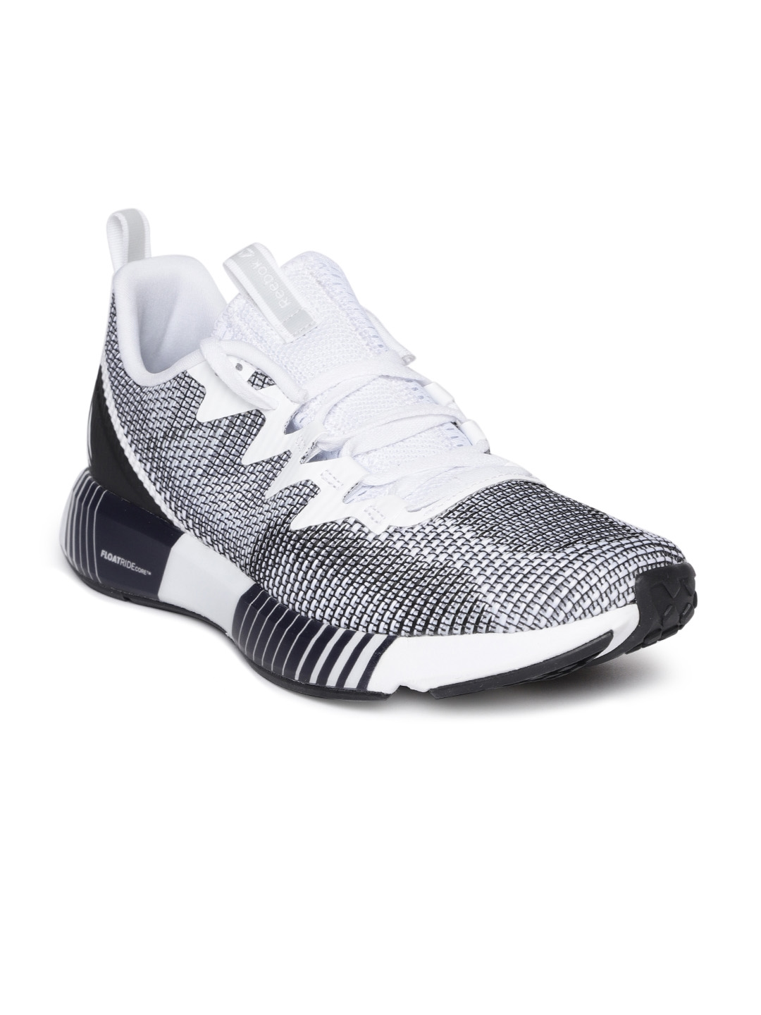 White Fusion Flexweave Running Shoes