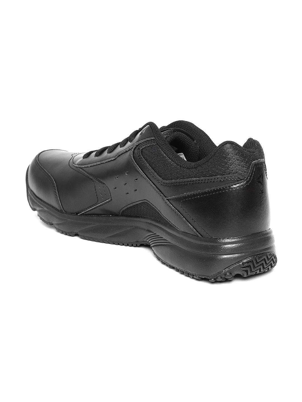 Buy Reebok Men Black WORK N CUSHION 3.0 Walking Shoes - Sports Shoes ... df8d92ffc