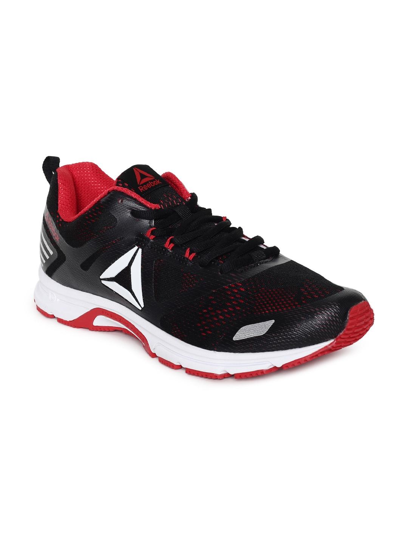 Buy Reebok Men AHARY RUNNER Black Running Shoes - Sports Shoes for ... 1934e7be7