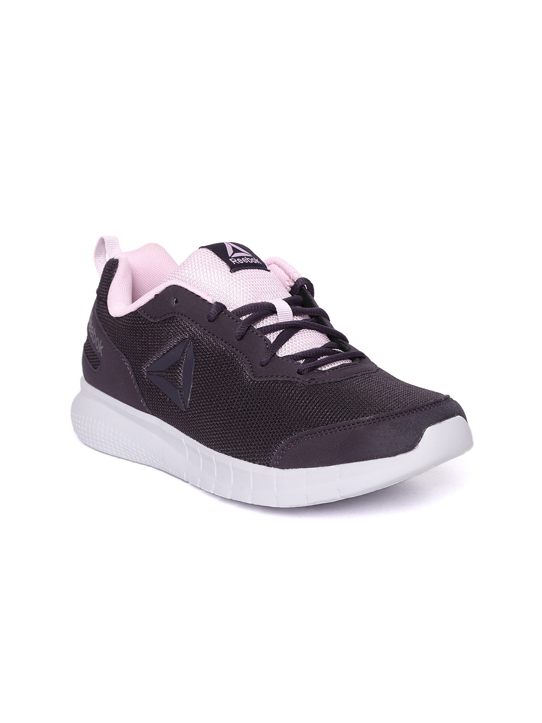 Buy Reebok Women Black AD SWIFTWAY RUN Running Shoes - Sports Shoes ... 6c714a875