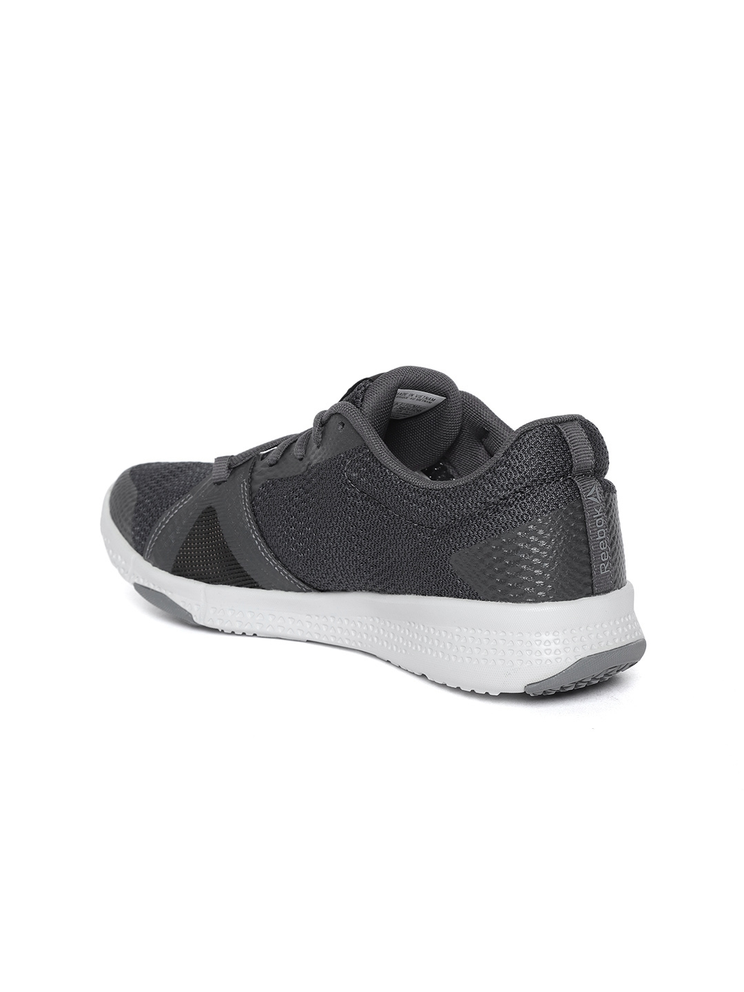 4cb0feb38427 Buy Reebok Women Charcoal Grey Flexile Training Shoes - Sports Shoes ...