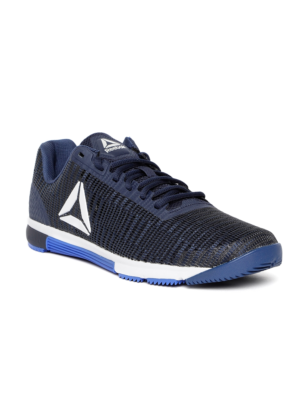 2dfdbacb403 Buy Reebok Men Navy Speed Flexweave Training Shoes - Sports Shoes ...