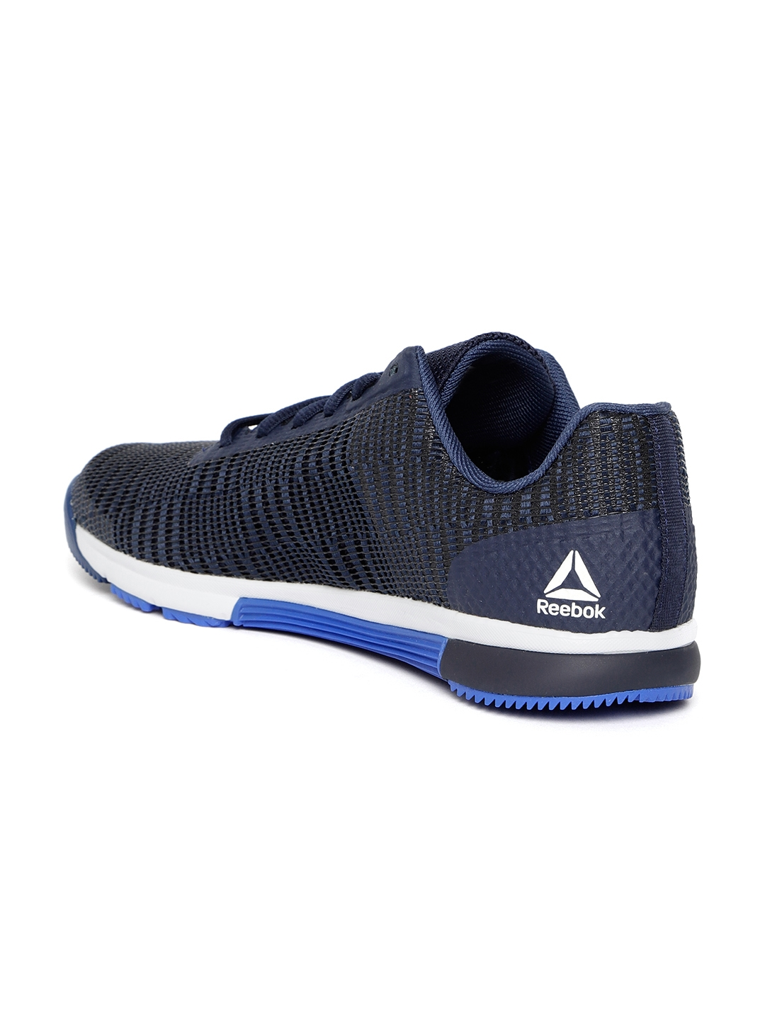 3e9aa2a9b04 Buy Reebok Men Navy Speed Flexweave Training Shoes - Sports Shoes ...