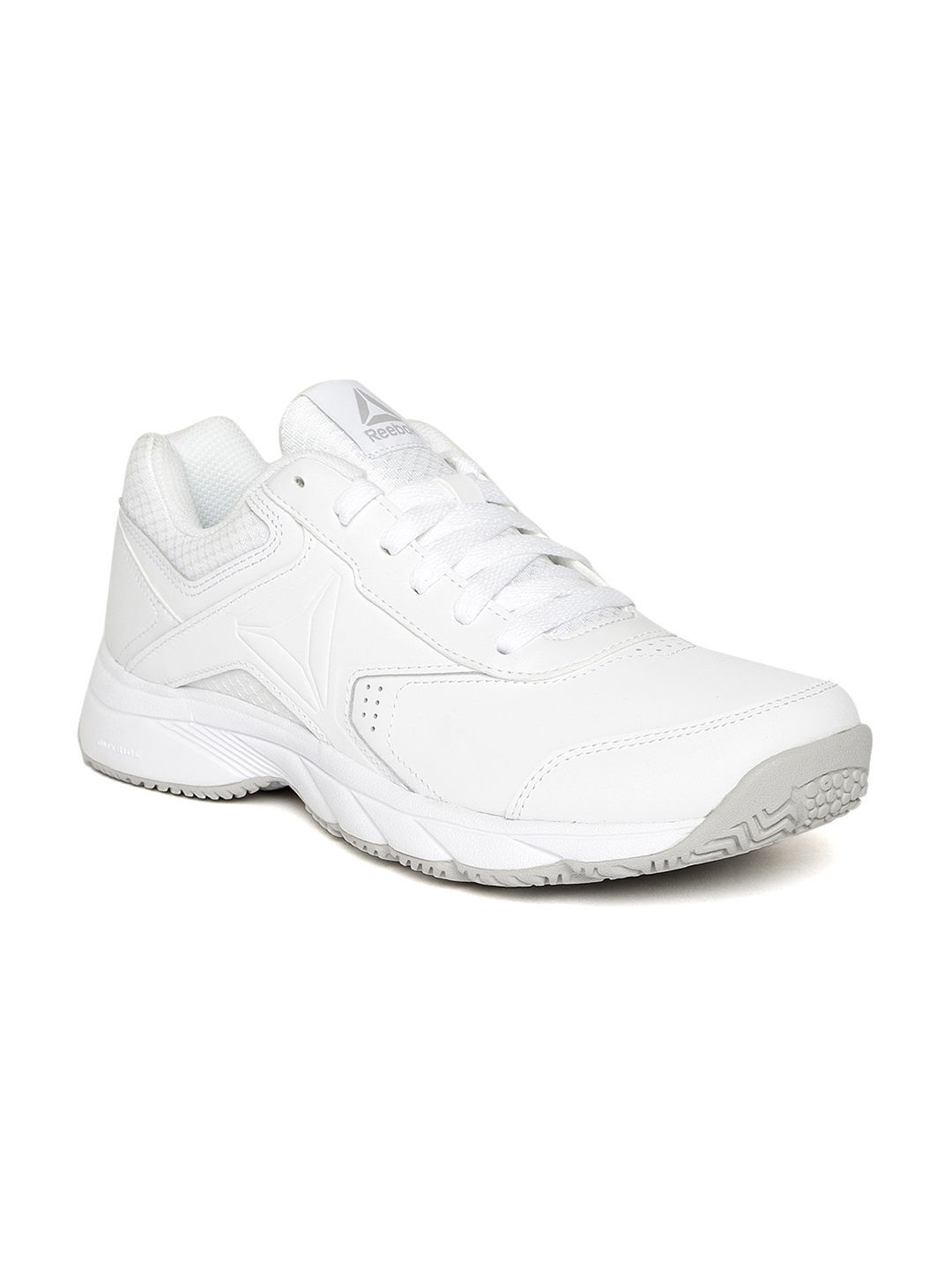 ... Buy Reebok Men White Work N Cushion 3.0 Walking Shoes - Sports Shoes . 1d7c2b873