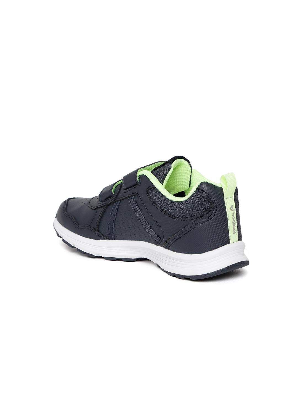 b47227e9e6e6 Buy Reebok Boys Navy Blue ALMOTIO 4.0 2V Running Shoes - Sports ...