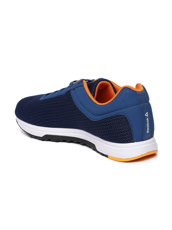 Buy Reebok Men Blue Training Or Gym Shoes - Sports Shoes for Men ... 1e3e33292