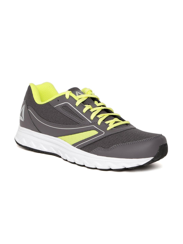 10cb4c5d4367 Buy Reebok Men Grey EXPLORE RUN XTREME LP Running Shoes - Sports ...