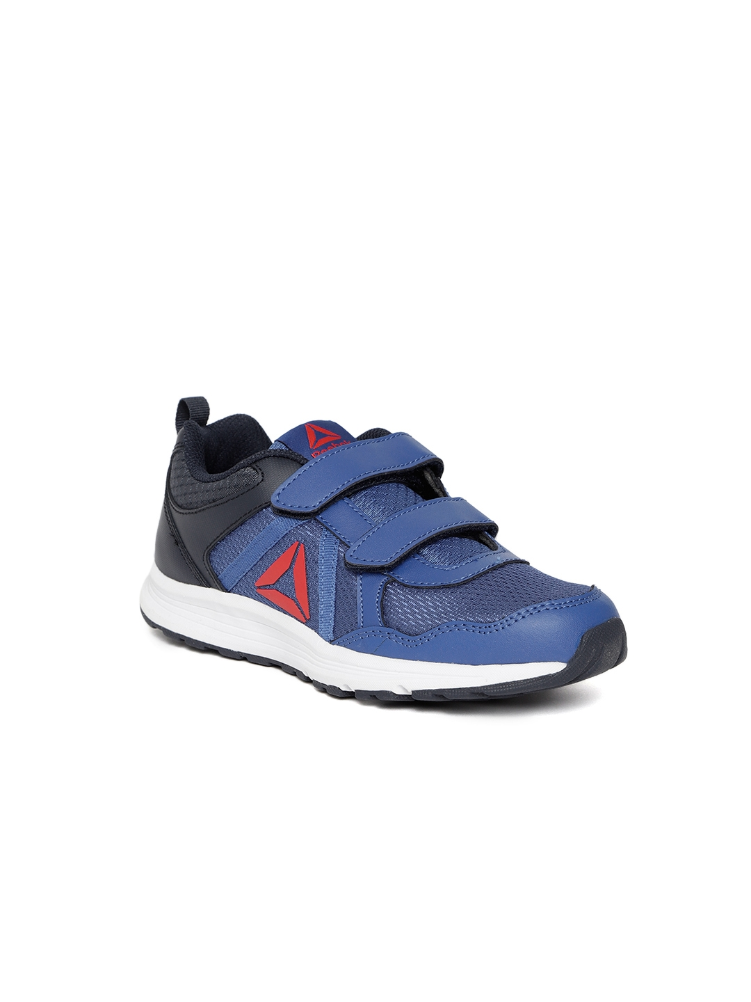 68d6e44436ae Buy Reebok Boys Blue ALMOTIO 4.0 2V Running Shoes - Sports Shoes for ...