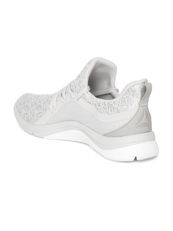 8c007a777a81 Buy Reebok Women Grey Melange Print Her 3.0 Running Shoes - Sports ...