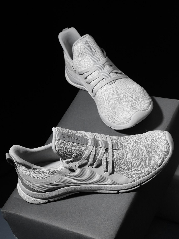 ec658bd70799 Buy Reebok Women Grey Melange Running Shoes - Sports Shoes for Women ...
