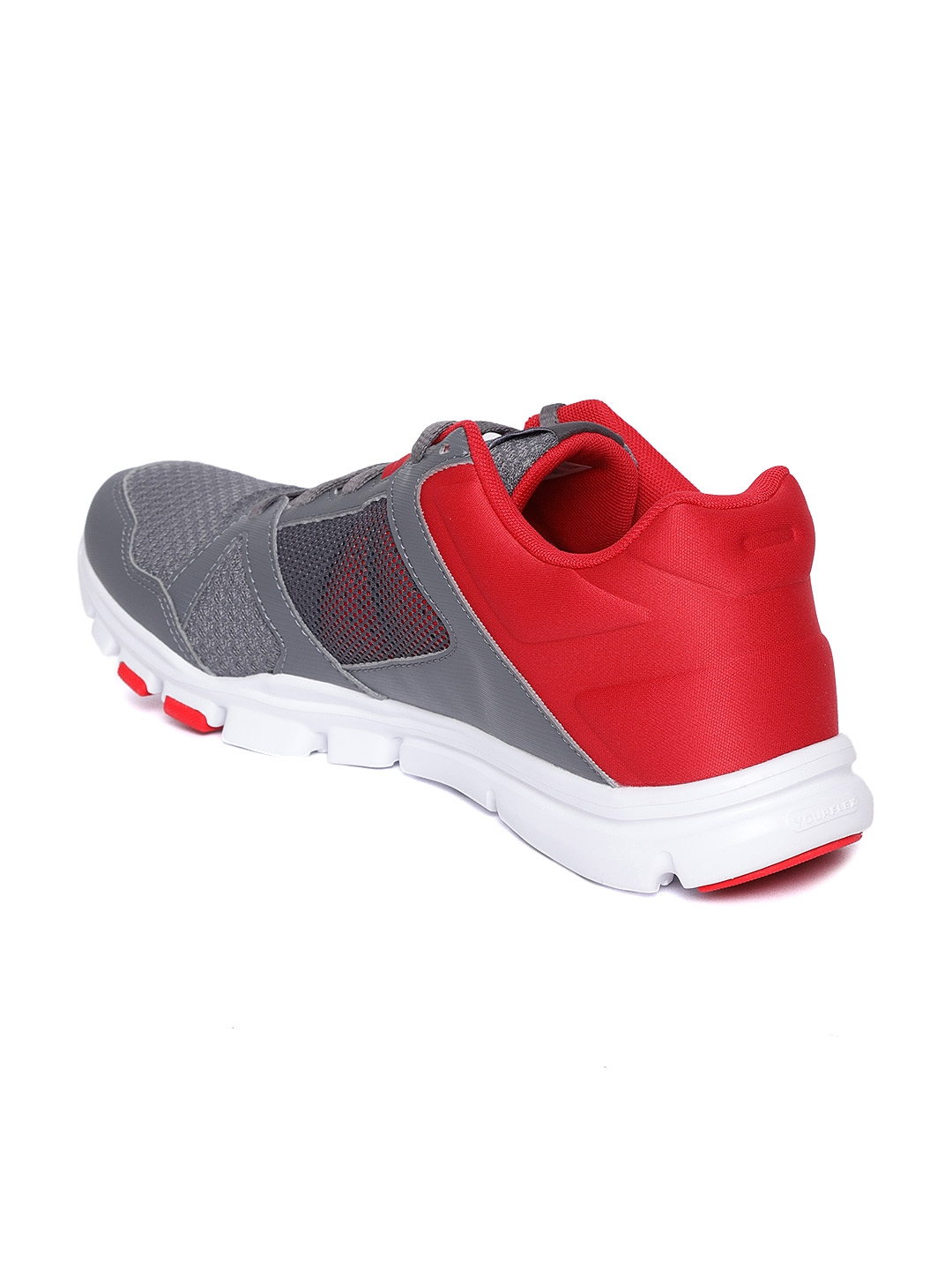 Buy Reebok Men Grey YOURFLEX TRAIN 10 MT Training Or Gym Shoes ... dd2cf7841