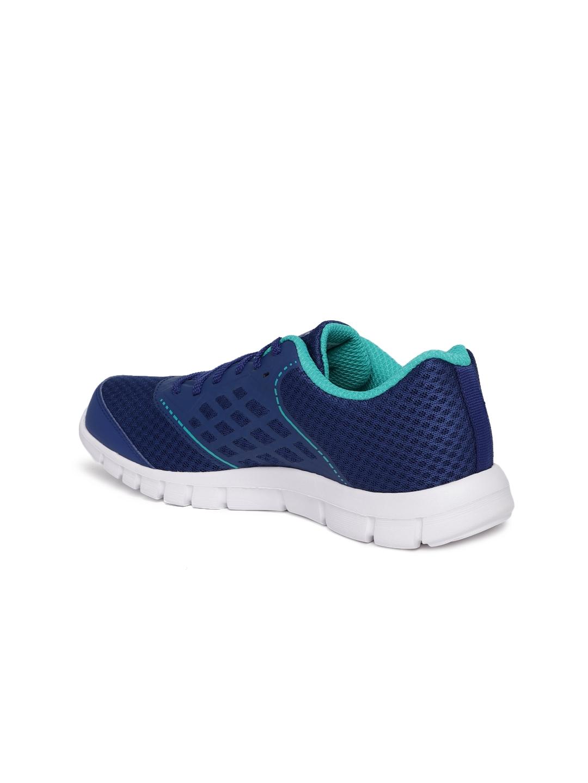 ce91e39c7 Buy Reebok Women Blue Running Shoes - Sports Shoes for Women 6916964 ...