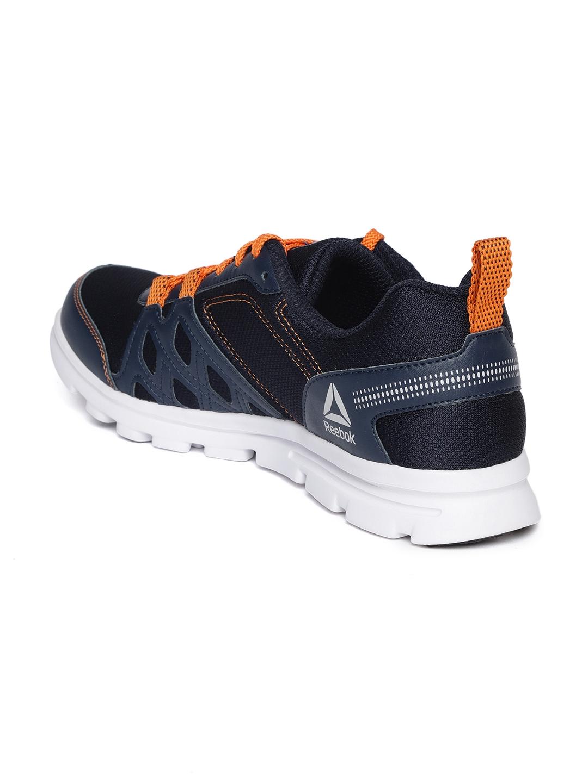 5895243ba Buy Reebok Men Navy Blue Run Fusion Xtreme Running Shoes - Sports ...
