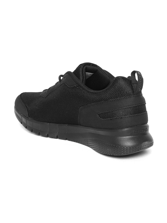 485e444444f2 Buy Reebok Men Black AD SWIFTWAY RUN Running Shoes - Sports Shoes ...