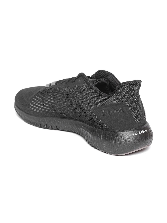 622aa8cc502 Buy Reebok Men Black FLEXAGON Training Shoes - Sports Shoes for Men ...