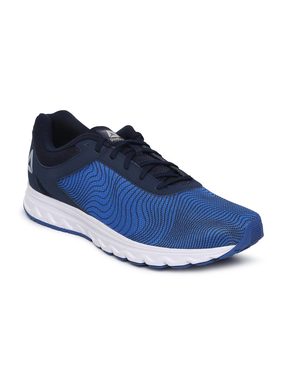 Buy Reebok Men Blue REPECHAGE RUN LP Running Shoes - Sports Shoes ... 2f5e86c5e