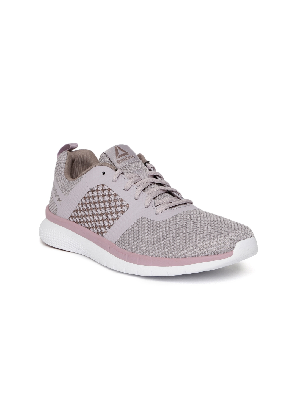 Buy Reebok Women Lavender PT Prime FC Running Shoes - Sports Shoes ... 22303e3a11