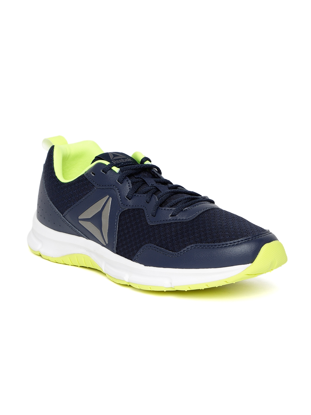Buy Reebok Men Navy Express Runner 2.0 Running Shoes - Sports Shoes ... ea4c92735