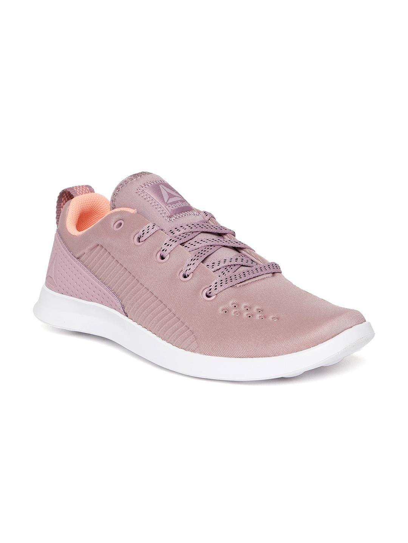1a944690c8f Buy Reebok Women Dusty Pink Evazure DMX Lite Walking Shoes - Sports ...
